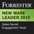 Forrester Wave Award Badge