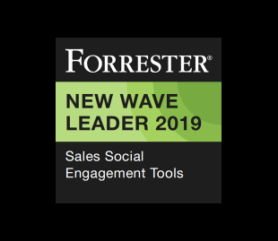 Forrester New Wave Leader 2019 Award Badge