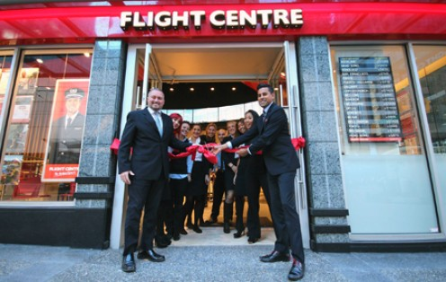 Image for Customer service and social media with Flight Centre