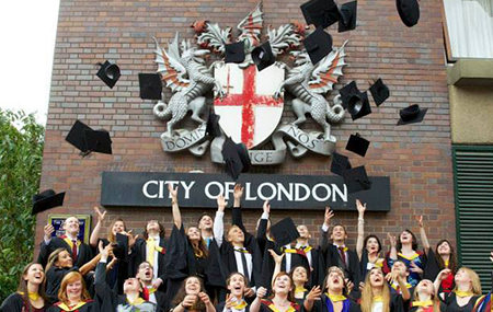 Image for Social media at City University London