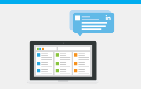 Image for LinkedIn and Hootsuite: A Quick Start Guide