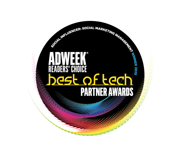 AdWeek Award Badge