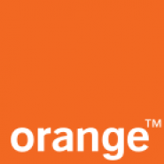 Graphic for Orange delivers with Hootsuite