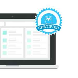 Graphic for Platform & social marketing certifications