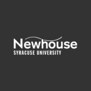 Graphic for S.I. Newhouse School of Public Communications
