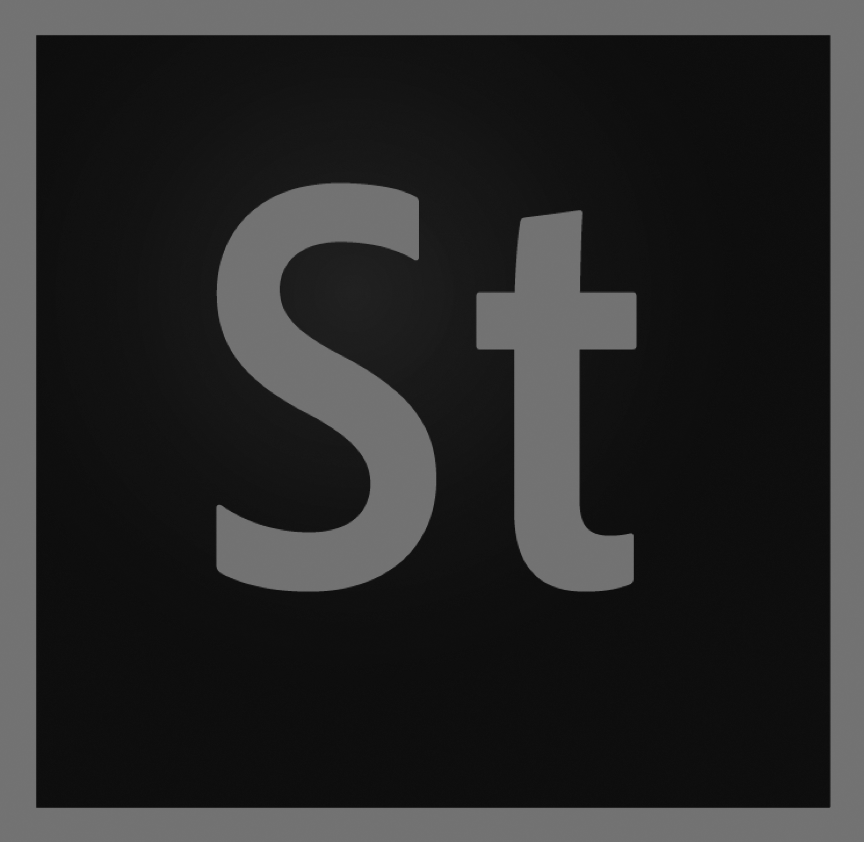 Adobe Stock Logo logo