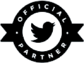 Twitter Official Partner logo