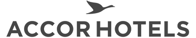 Accor Wordmark logotipo