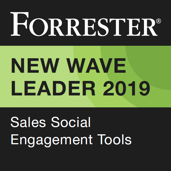 Forrester Wave Badge logo