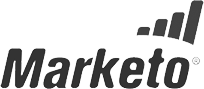 Marketo Logo Grey logo