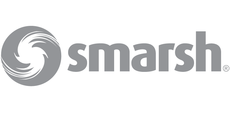 Smarsh Grey Logo logo