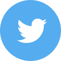 Twitter Circle Icon Large logo