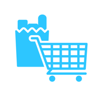 Web Industries Cpg Retail Icon logotipo