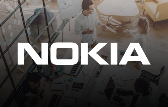 Imagem para Enterprise Case Studies 'Nokia' Polaroid Card