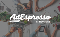 Image for Adespresso announcement page AdEspresso by Hootsuite Block