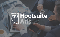 Image for Adespresso Announcement page Hootsuite Ads Block