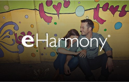 Image for Enterprise Case Study polaroid Cards - eHarmony
