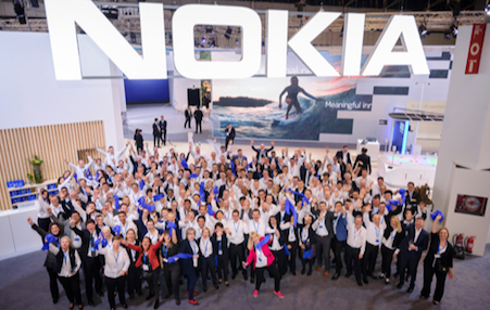 Image for How Nokia used social to become the talk of the world's largest mobile tech event